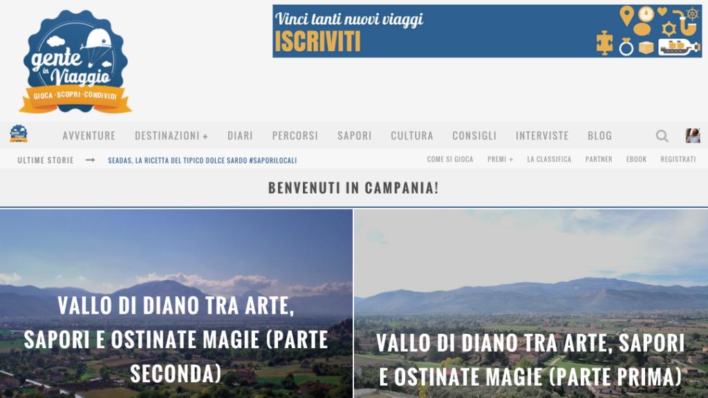 genteinviaggio homepage