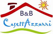 casettazzurri logo bed&breakfast guide turistiche