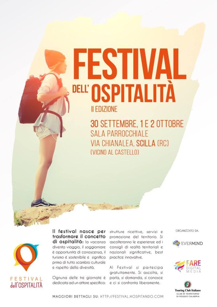 festival dell'ospitalità turismo in calabria