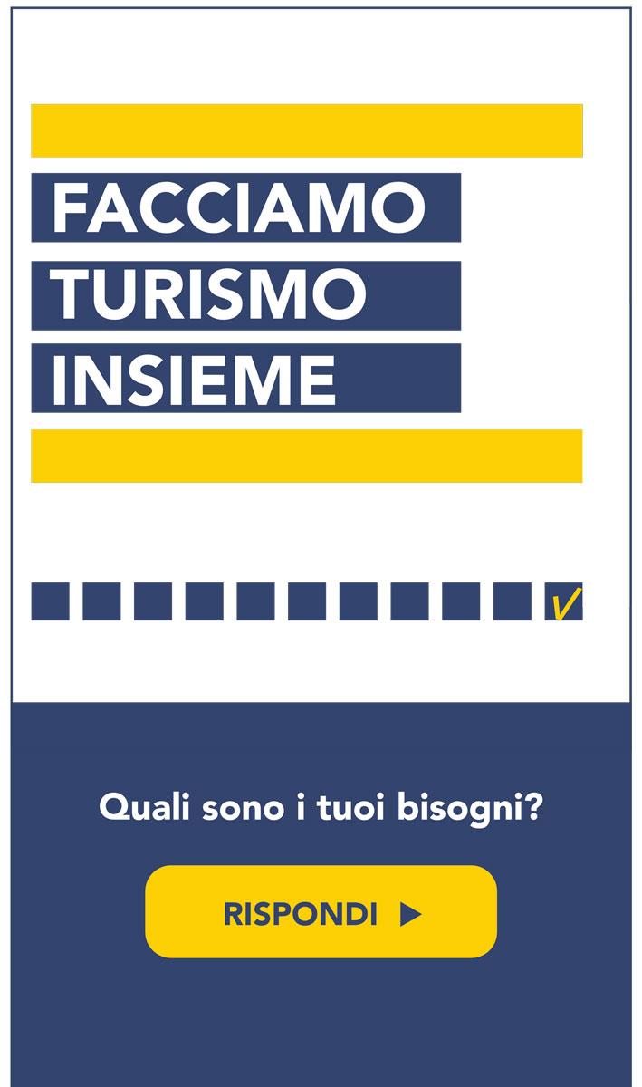 questionario aziende turistiche innovazione marketing