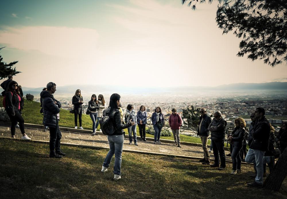 progettare tour guida turistica