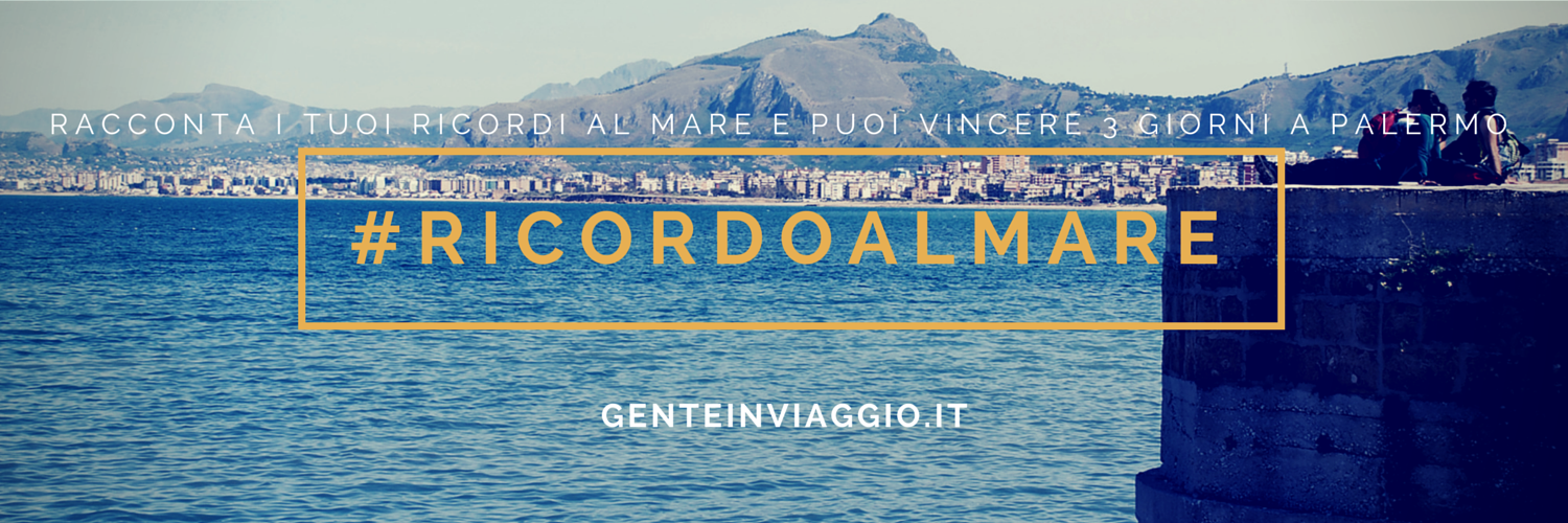 #ricordoalmare progetto marketing turistico per musei