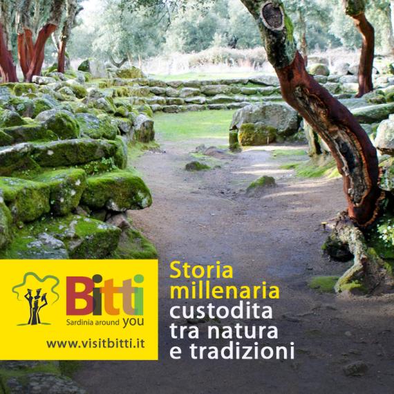 social network creatività facebook visit bitti romanzesu promozione territoriale cultura archeologia