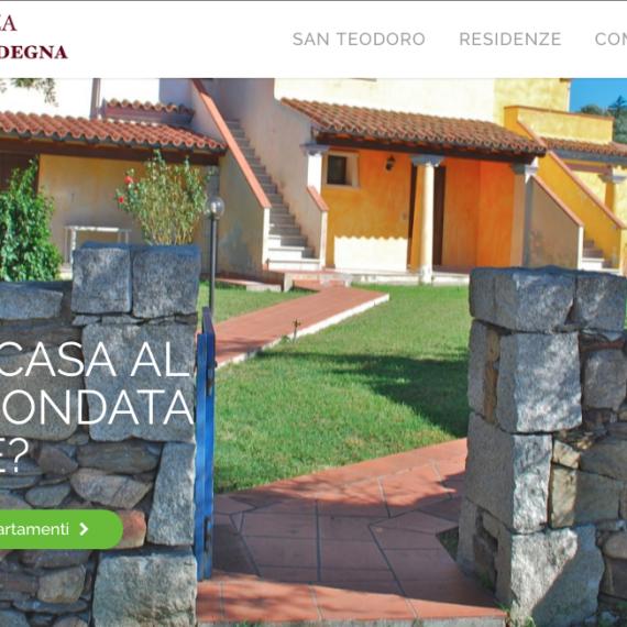 homepage case vacanza san teodoro sito web