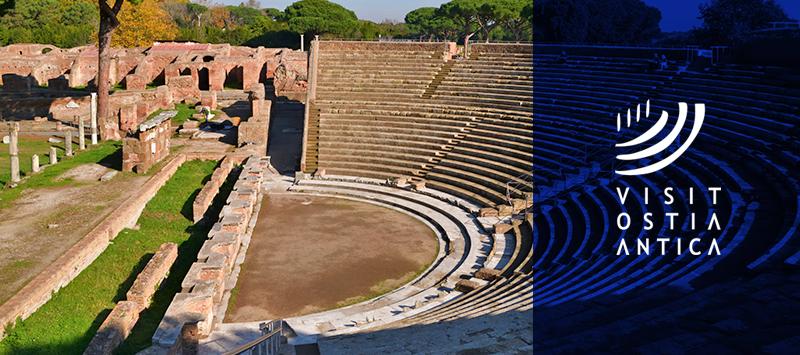 Anfiteatro sito archeologico ostia antica