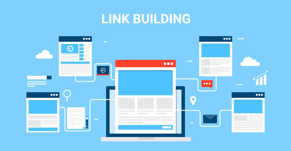 link building turismo booking online