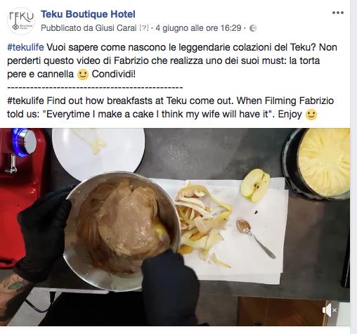 video pagina Fb