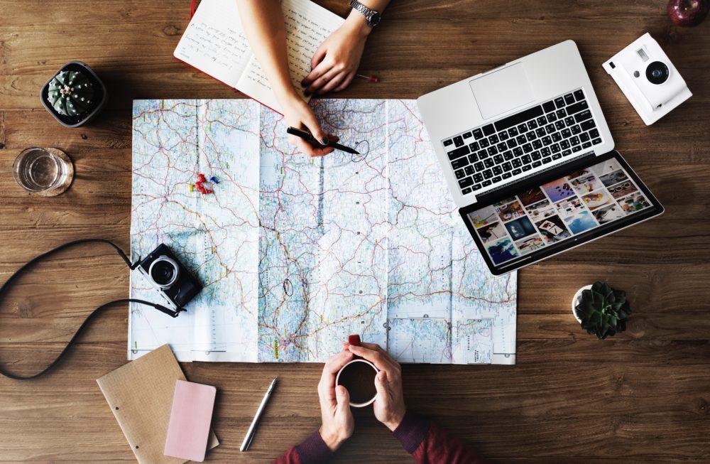 ricerca web viaggiatori