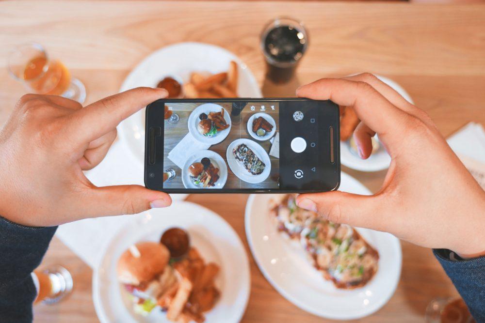 10 consigli instagram food beverage