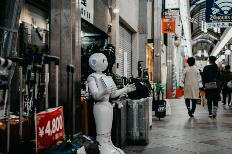 intelligenza artificiale marketing turistico