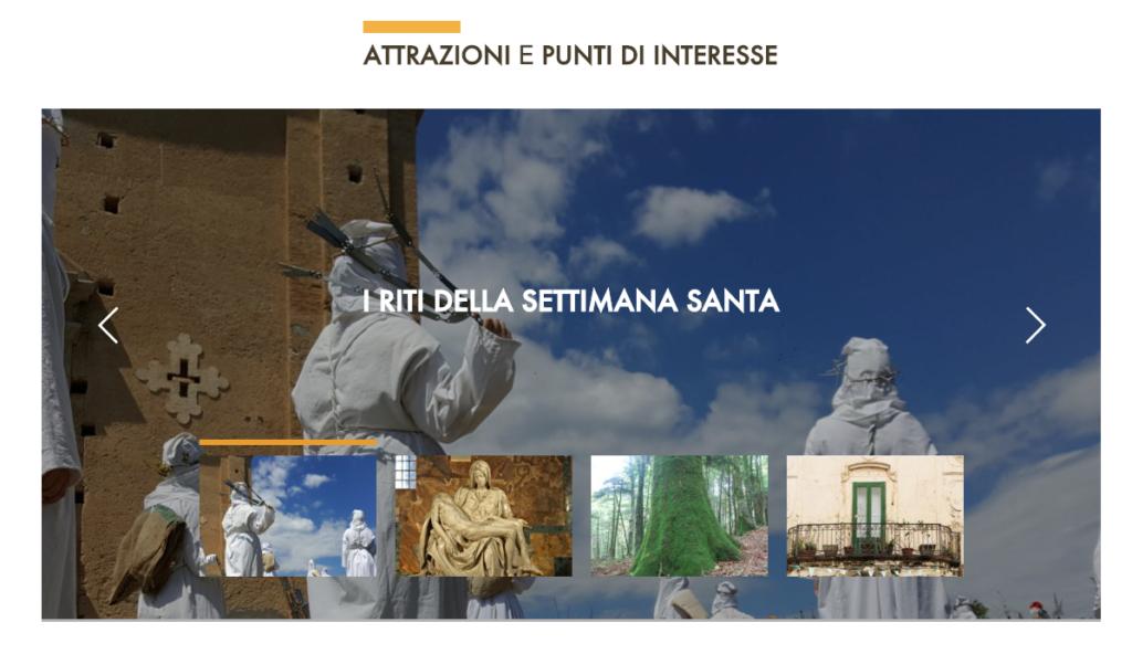 destination marketing sito web