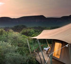 marataba tyrails lodge hotel ecosostenibile