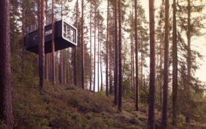 tree hotel svezia hotel ecosostenibile