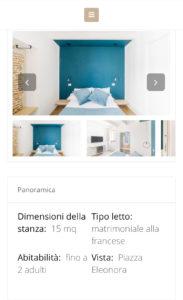 realizzazione sito guesthouse sardegna