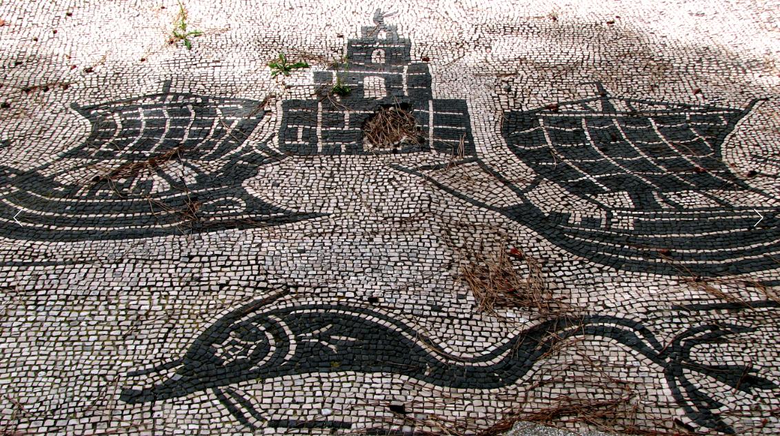 mosaico visit ostia antica